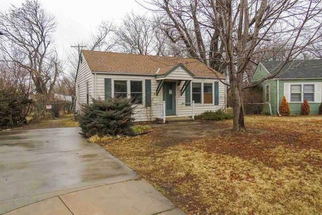2236 S Minneapolis Ct, Wichita, KS 67211 (MLS #577934) :: Lange Real Estate