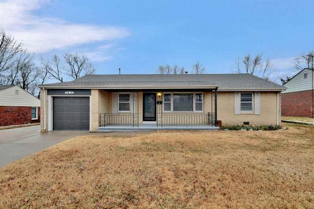 3616 E Skinner St, Wichita, KS 67218 (MLS #577938) :: Lange Real Estate