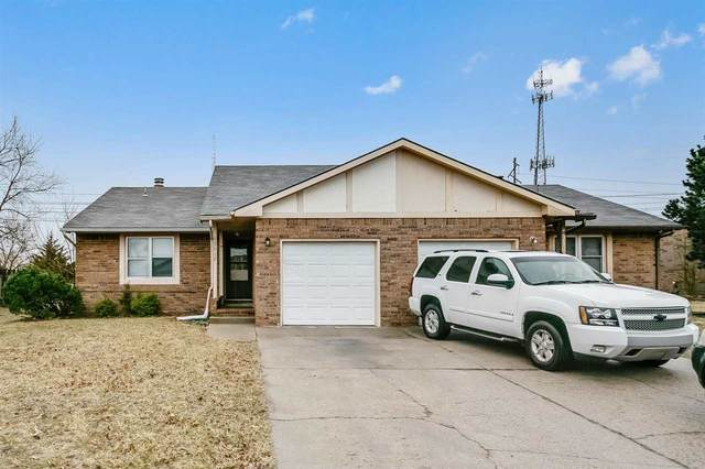 7517 E 17TH ST N, Wichita, KS 67206 (MLS #577945) :: Lange Real Estate