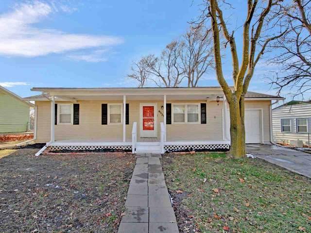 6529 N Randall Dr, Park City, KS 67219 (MLS #577951) :: Lange Real Estate