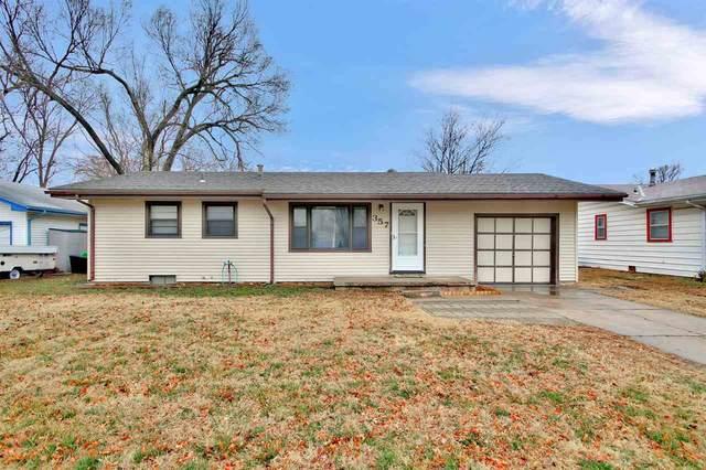357 W 5th St, Haysville, KS 67060 (MLS #577954) :: Graham Realtors