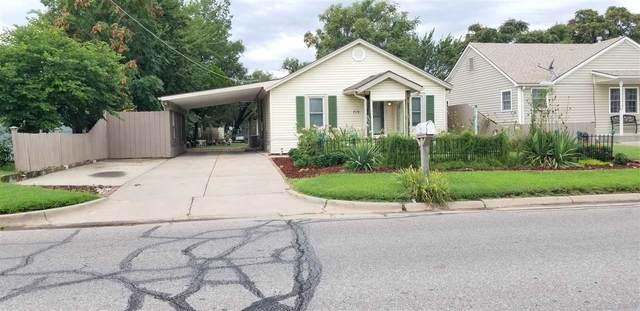 719 N Saint Paul St, Wichita, KS 67203 (MLS #578003) :: Graham Realtors