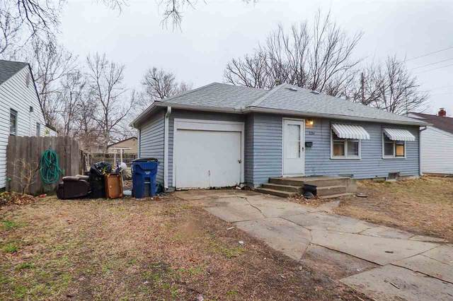2334 S Victoria St, Wichita, KS 67211 (MLS #578008) :: Graham Realtors