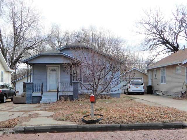 1032 N A Street, Arkansas City, KS 67005 (MLS #578050) :: Lange Real Estate