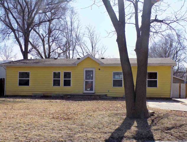 1329 E Kemper St, Wichita, KS 67216 (MLS #578088) :: Lange Real Estate