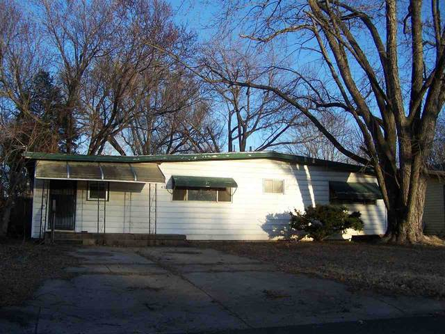 422 Wire Ave, Haysville, KS 67060 (MLS #578110) :: Lange Real Estate
