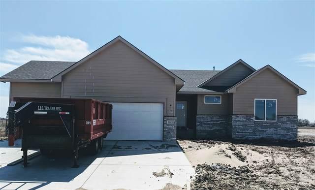 2313 E Summerwood St, Goddard, KS 67052 (MLS #578115) :: Pinnacle Realty Group