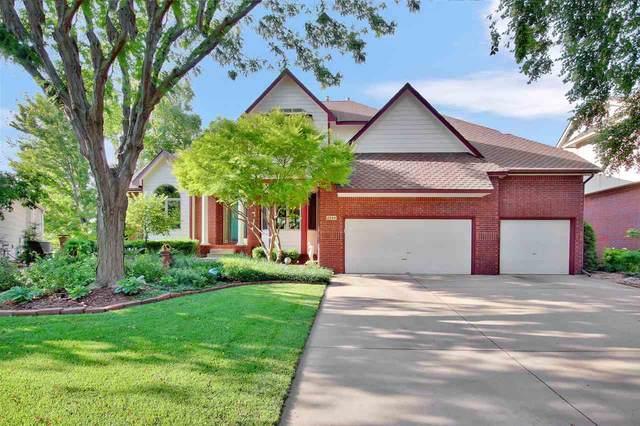 2509 N Green Meadow Cir, Wichita, KS 67205 (MLS #578165) :: Lange Real Estate