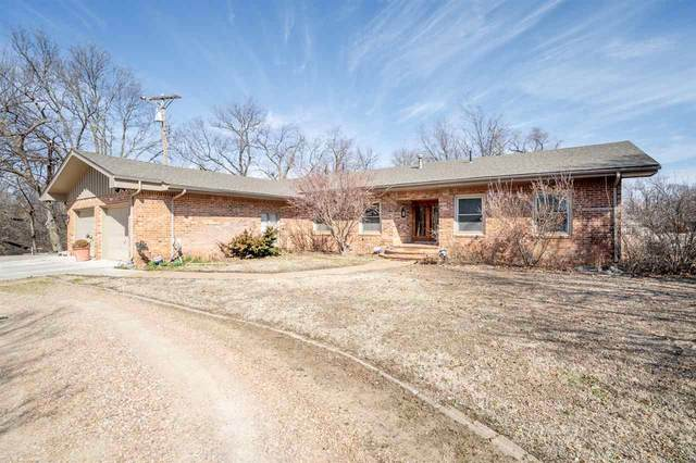 1602 W 61st St N, Wichita, KS 67204 (MLS #578218) :: On The Move