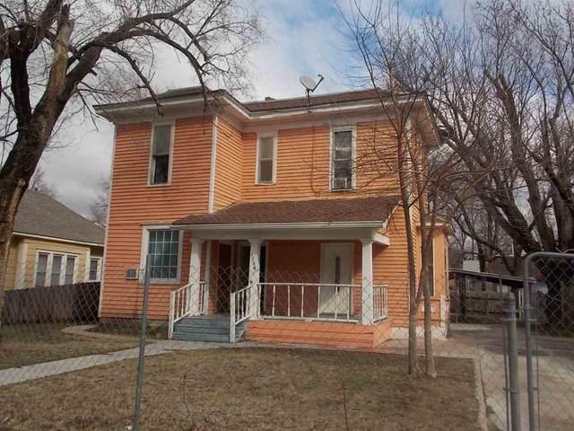 1706 N Waco Ave, Wichita, KS 67203 (MLS #578233) :: Lange Real Estate