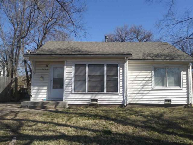 1316 N Estelle Ave, Wichita, KS 67214 (MLS #578254) :: On The Move