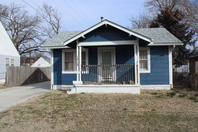 1512 W 2nd, Wichita, KS 67202 (MLS #578264) :: Pinnacle Realty Group