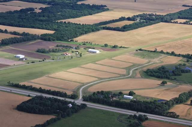 Lot 4 Block A Yoder Airport 3rd Addition, Garden Plain, KS 67050 (MLS #578285) :: Graham Realtors