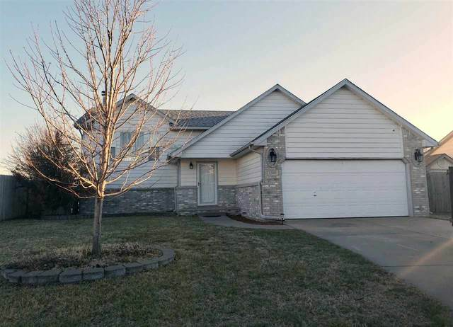 1905 Summerwood Ct, Goddard, KS 67052 (MLS #578350) :: Lange Real Estate