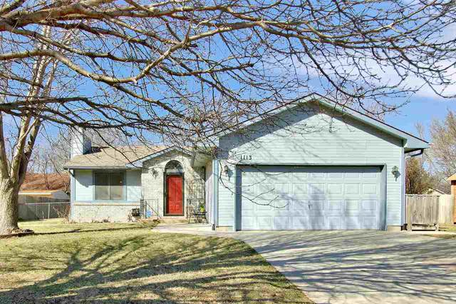 1113 N West St, Rose Hill, KS 67133 (MLS #578357) :: On The Move