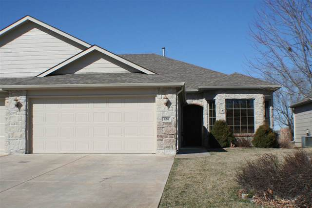 820 W Cottonwood Dr, Valley Center, KS 67147 (MLS #578404) :: On The Move