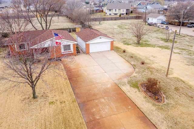 5363 S Hydraulic St, Wichita, KS 67216 (MLS #578410) :: On The Move