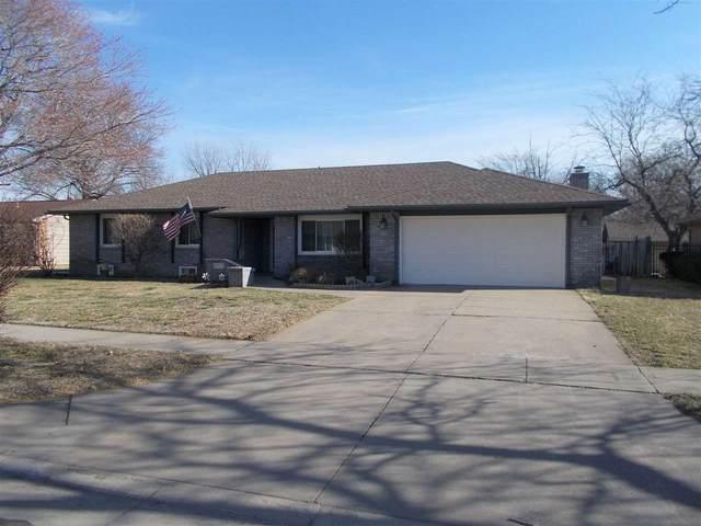 1608 N Harlan Ave, Wichita, KS 67212 (MLS #578426) :: On The Move