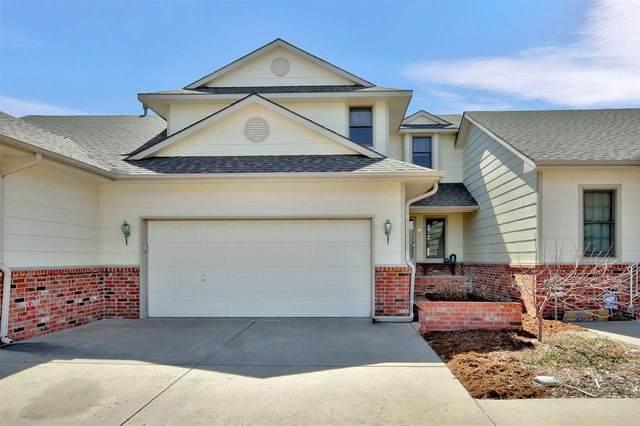 342 N Lioba 1B, Andover, KS 67002 (MLS #578454) :: Lange Real Estate