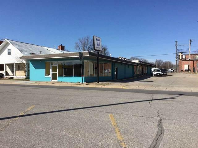 139 N Gordy St, El Dorado, KS 67042 (MLS #578466) :: Kirk Short's Wichita Home Team