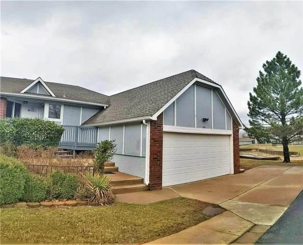 301 S Rock Rd Apt 61, Derby, KS 67037 (MLS #578467) :: Lange Real Estate