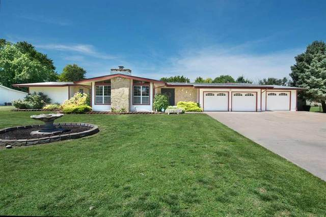 2915 Lakeshore Dr, Augusta, KS 67010 (MLS #578496) :: Lange Real Estate