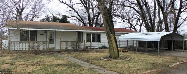 721 W 61st Street N., Wichita, KS 67204 (MLS #578518) :: Lange Real Estate