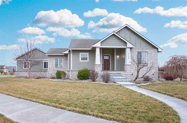 1704 Firebox, Newton, KS 67114 (MLS #578536) :: Lange Real Estate