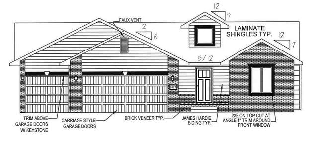1417 N Orchid Ct., Andover, KS 67002 (MLS #578537) :: On The Move
