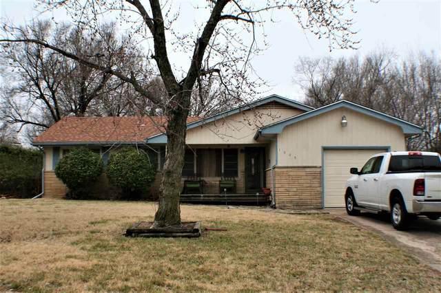 1005 S Wicker St, Wichita, KS 67207 (MLS #578539) :: On The Move
