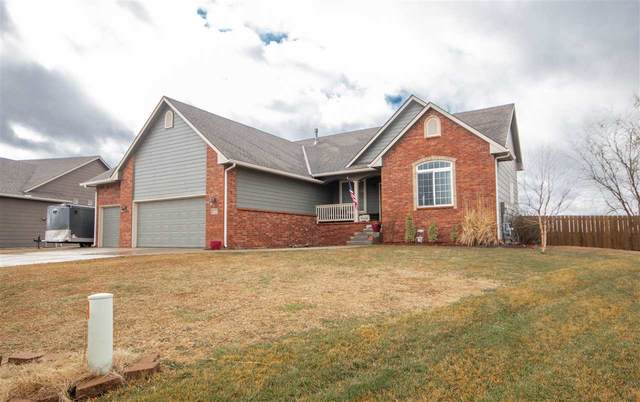 7123 S Kansas St, Haysville, KS 67060 (MLS #578544) :: Lange Real Estate