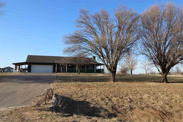 23316 W 47th St S, Goddard, KS 67052 (MLS #578547) :: Lange Real Estate