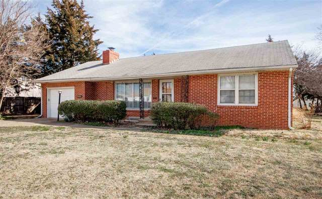 540 N Market St, Caldwell, KS 67022 (MLS #578574) :: Lange Real Estate