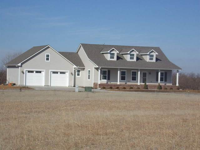 12339 SW Boyer Rd, Augusta, KS 67010 (MLS #578589) :: Lange Real Estate