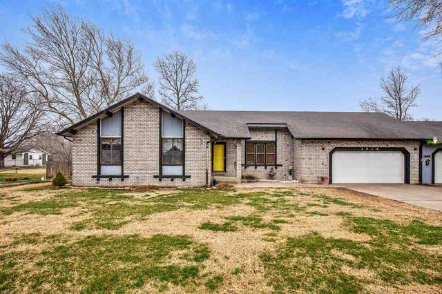 5910 N Sullivan Rd, Wichita, KS 67204 (MLS #578598) :: Lange Real Estate