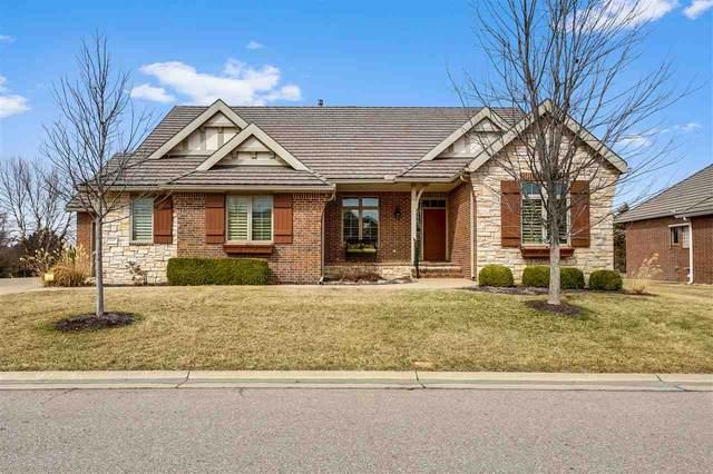 9207 E Wilson Estates Ct., Wichita, KS 67206 (MLS #578619) :: Graham Realtors