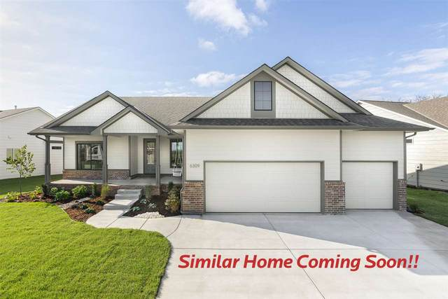 7001 S Suzanne St, Derby, KS 67037 (MLS #578623) :: Pinnacle Realty Group