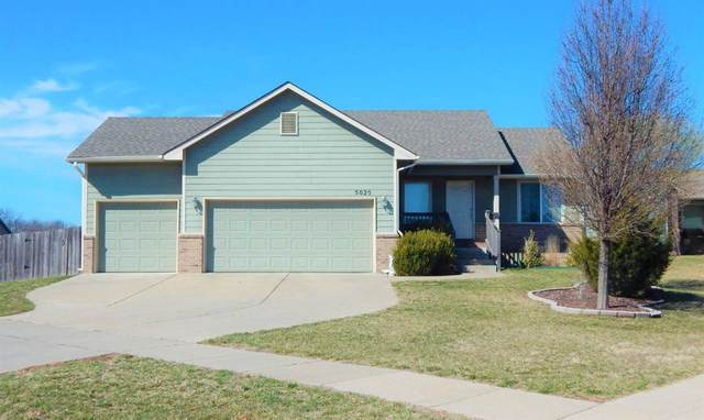 5025 N Marblefalls, Wichita, KS 67219 (MLS #578626) :: Lange Real Estate