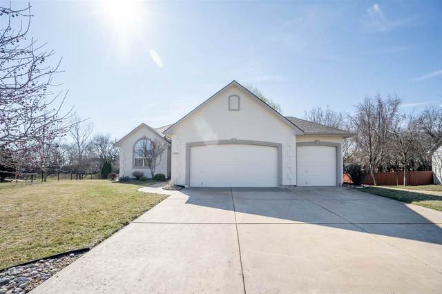 15505 W Mccormick Ave, Goddard, KS 67052 (MLS #578644) :: Lange Real Estate
