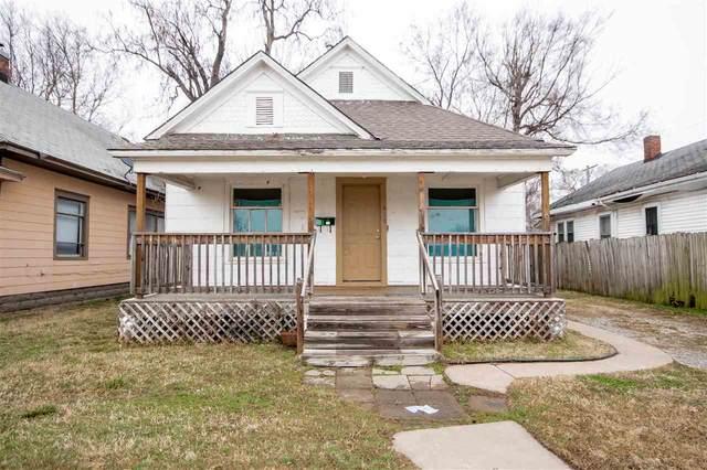 410 N Hydraulic Ave, Wichita, KS 67214 (MLS #578683) :: Pinnacle Realty Group