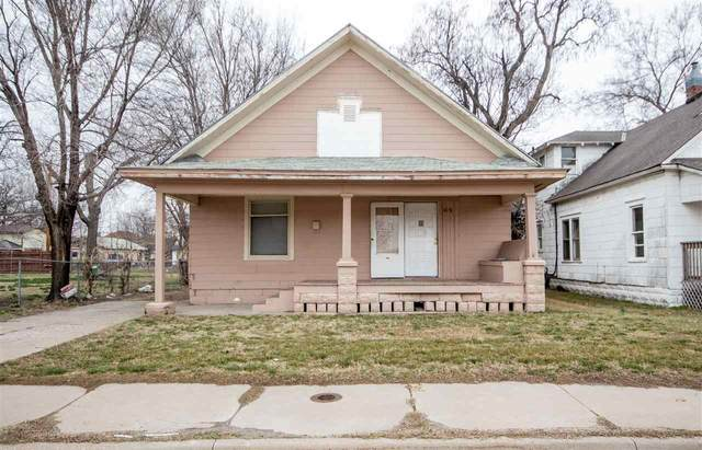 412 N Hydraulic Ave, Wichita, KS 67214 (MLS #578684) :: Keller Williams Hometown Partners
