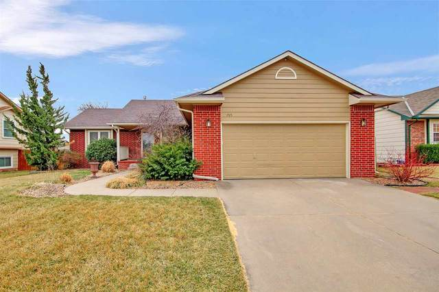 705 High Plains Cir, Maize, KS 67101 (MLS #578685) :: Lange Real Estate