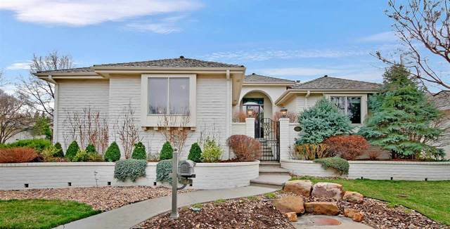 1440 N Gatewood St #54, Wichita, KS 67206 (MLS #578704) :: Lange Real Estate