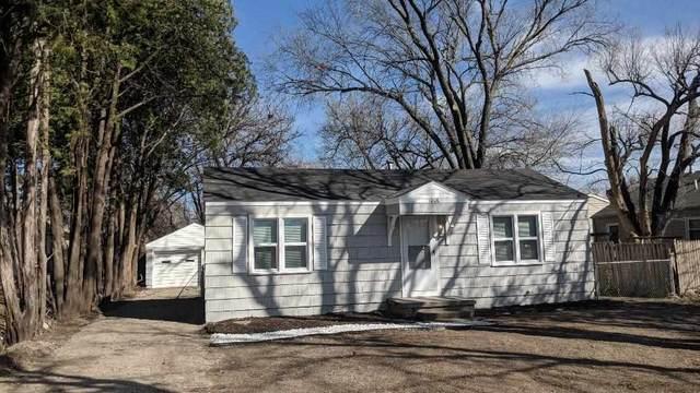 1008 N Illinois St, Wichita, KS 67203 (MLS #578722) :: Graham Realtors