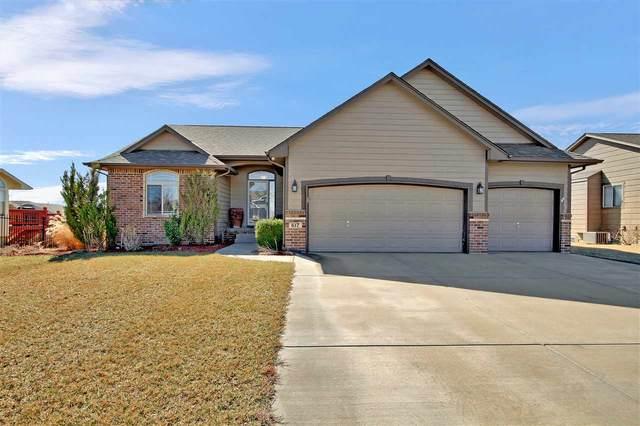 617 N Fieldstone Street, Andover, KS 67002 (MLS #578750) :: Keller Williams Hometown Partners