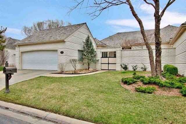 1440 N Gatewood St #38, Wichita, KS 67206 (MLS #578774) :: On The Move