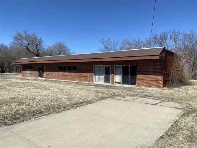 2202 E 17th St N, Wichita, KS 67214 (MLS #578782) :: On The Move