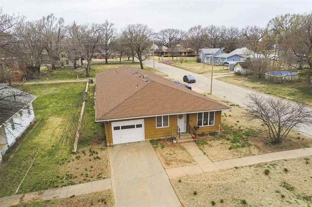 318 E Spring St, Anthony, KS 67003 (MLS #578785) :: Pinnacle Realty Group