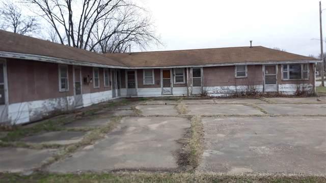119 W River Street, Eureka, KS 67045 (MLS #578814) :: Keller Williams Hometown Partners