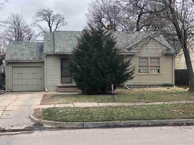 950 N Ridgewood Dr, Wichita, KS 67208 (MLS #578837) :: On The Move